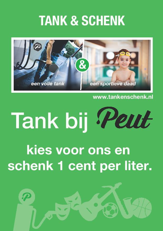 Tank bij Peut Naaldwijk en schenk!
